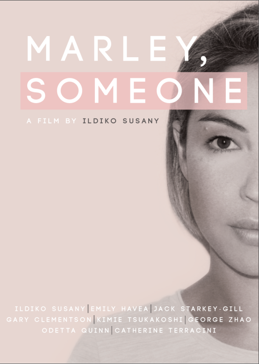 Marley, Someone Poster